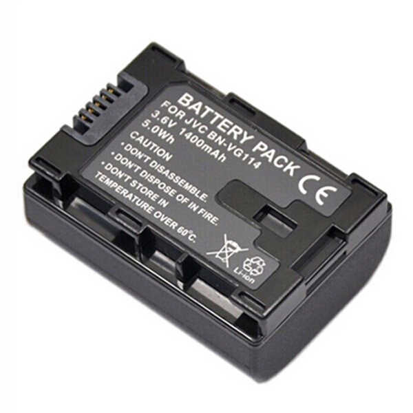 Battery Pack for JVC Everio GZ HM30BUS, GZ HM30RUS, GZ HM30SUS, GZ