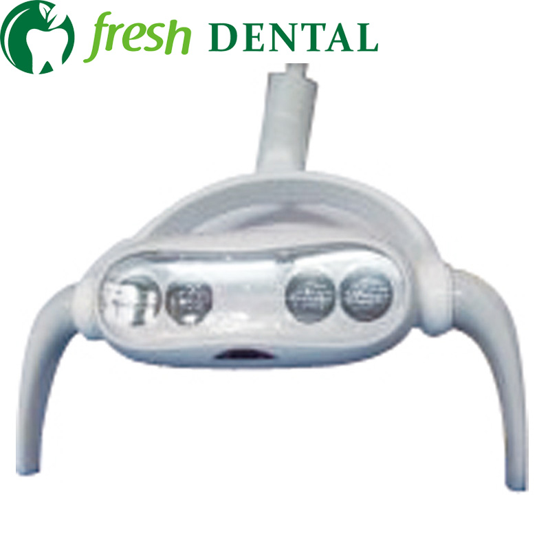 Dental Oral Surgery LED lamp Plastic Big lamp none the shadow LED cool light lamp circle lamp Dental materials SL1005 developing oral communication materials for thai immigration officers