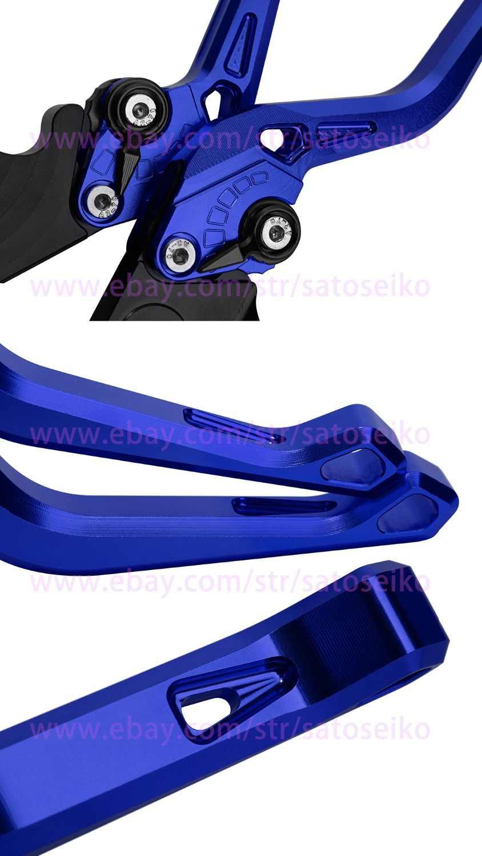 Moto CNC en aluminium Shorty réglable frein embrayage leviers pour Suzuki VL 1500 INTRUDER 1998-2004 2003 2001 2002 2000 1999
