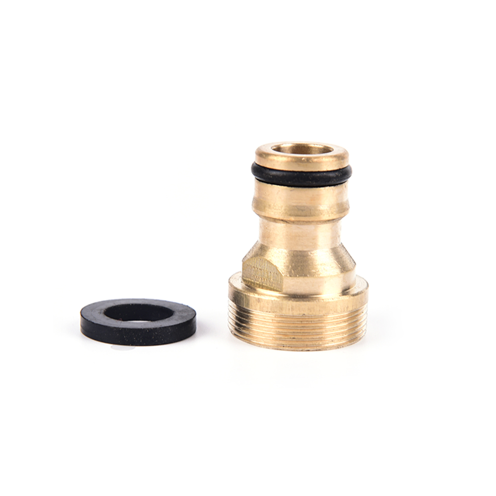 Faucet quick Connector tap Watering Equipment solid Brass Adaptor Garden Hose Pipe origi ...