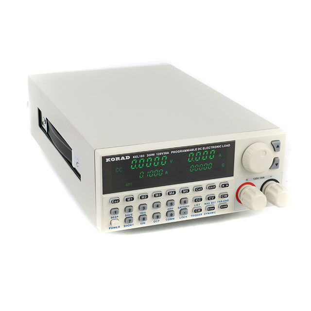 KORAD מקצועי חשמל תכנות דיגיטלי בקרת DC עומס עומסים אלקטרוניים סוללה בודק עומס 300W 120V 30A 110V 220V