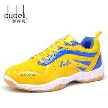 Badminton-Shoes Fitness-Sneakers Comfortable Indoor Yellow Blue Unisex Men Spring Autumn