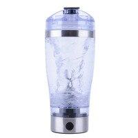 450ml Stirring Mixer Cup Electric Protein Shaker Bottle Blender Drinkware Automatic Movement Vortex Tornado Bpa Free