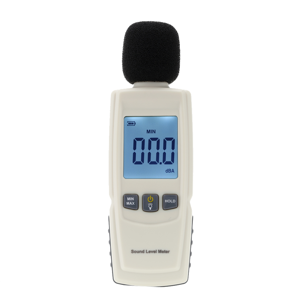 Volume Level Meter : Kkmoon lcd digital sound level meter noise volume
