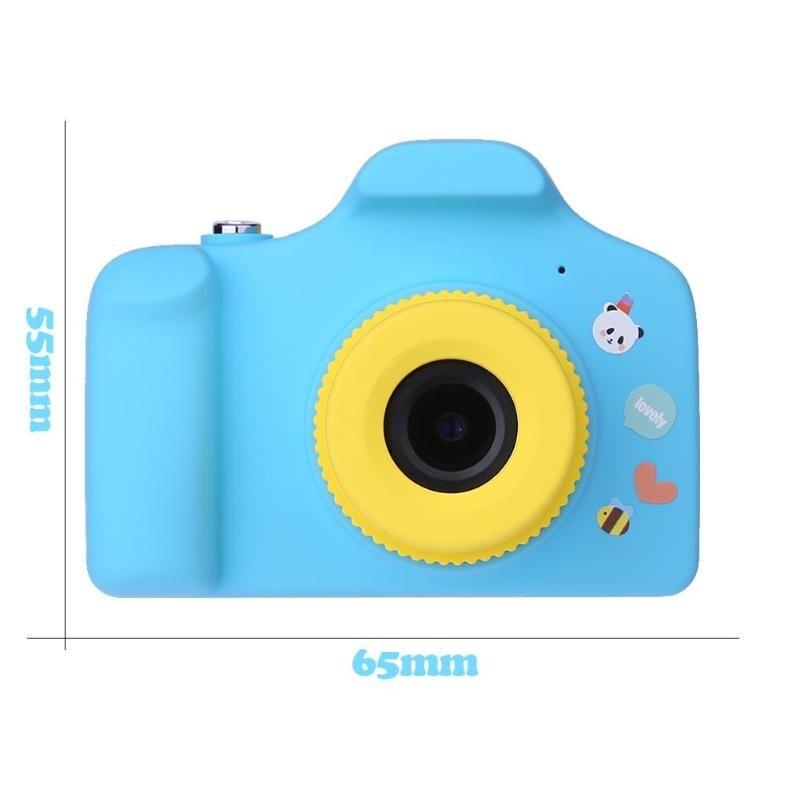 VKTECH Enfants Numérique caméra de photographie Enfants Mini 1.5 Pouces LCD enregistreur vidéo DVR Caméscope 32G TF Carte L'éducation jouet appareil photo - 6