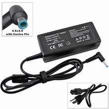 DC 4.5*3.0 with pin  19.5V 2.31A 45W  Power  Supply for HP Pavilion 11 13 15;HP elitebook Folio 1040 g1;HP Stream 13 11 14