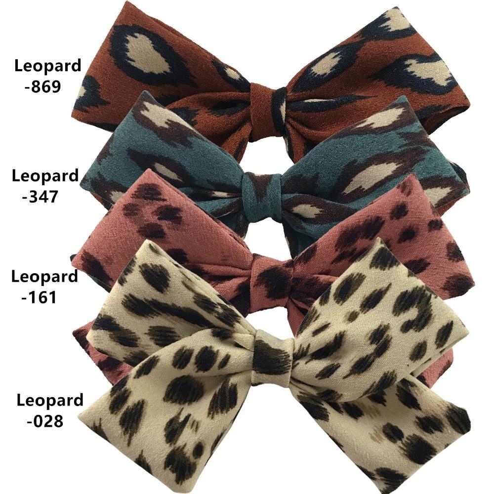 leopard set 4 colors