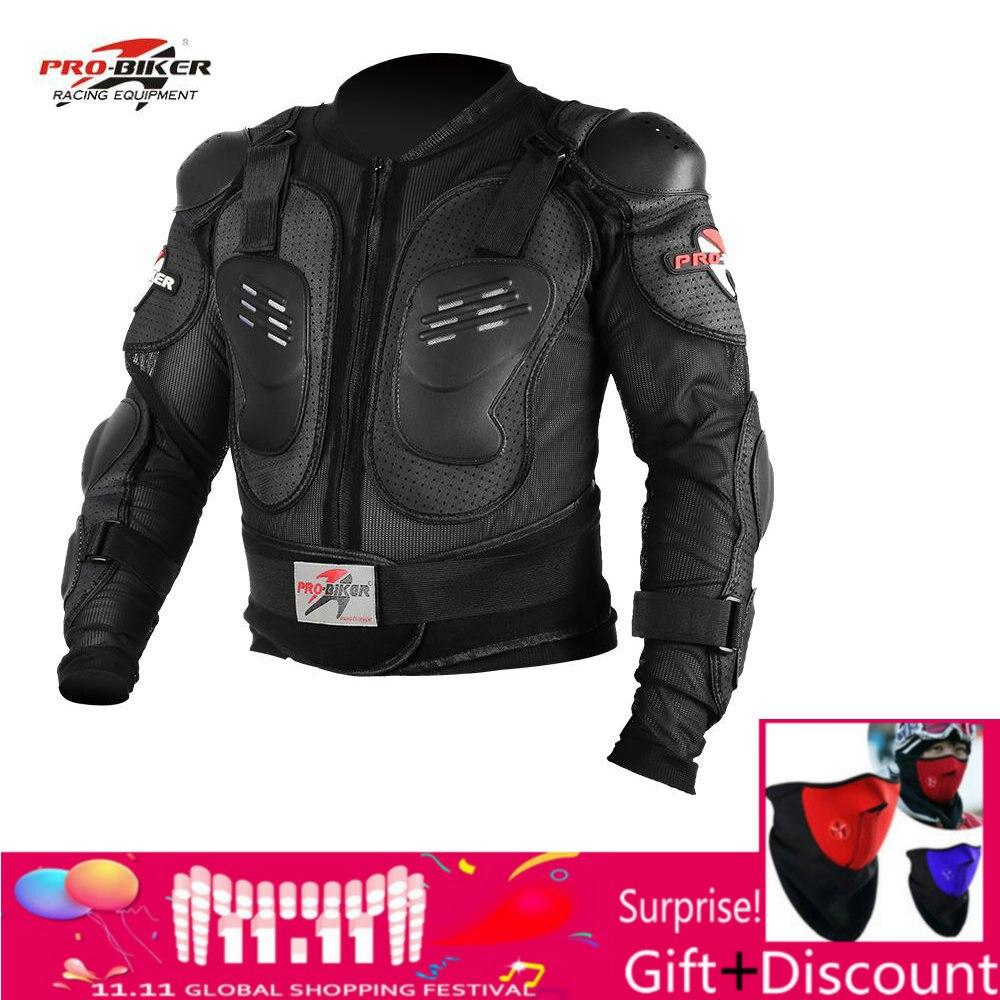 Veste de moto professionnelle protecteur de corps Motocross Racing armure complète de corps équipement de Protection de poitrine de colonne vertébrale Protection de moto