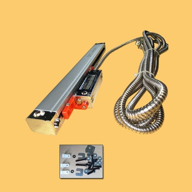 High precision linear displacement sensor grinding machine digital display optical ruler KA300 grating ruler resolution 1um