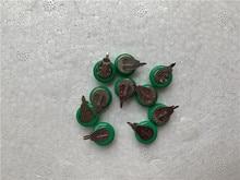 2 pièces 20 pièces nouvelle batterie bouton Rechargeable originale 1.2V 40mAh Ni MH Ni piles MH avec broches