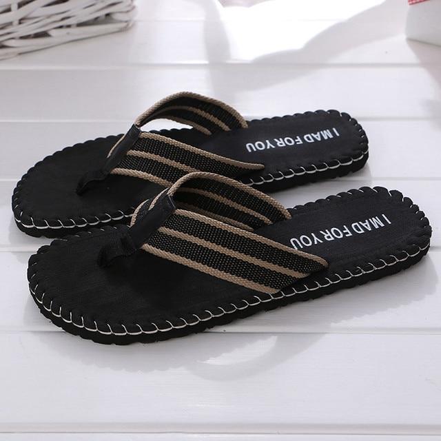 Men's Summer Indoor Or Outdoor Flip Flop Slippers 3