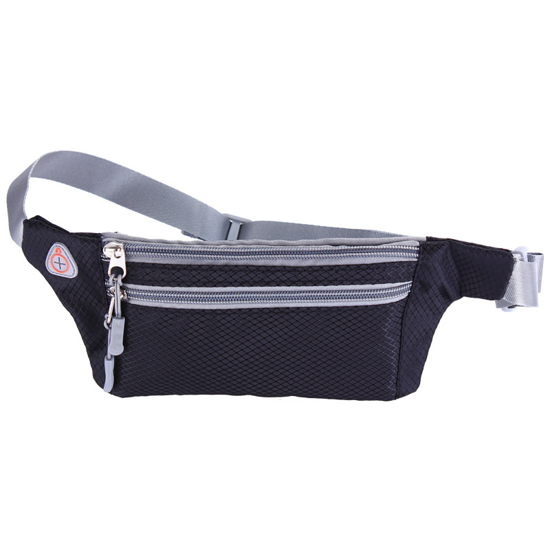 Brand Waterproof Outdoor Multifunction Running Waist Bag Sport Packs For Music With Headset Hole-Fits Smartphones