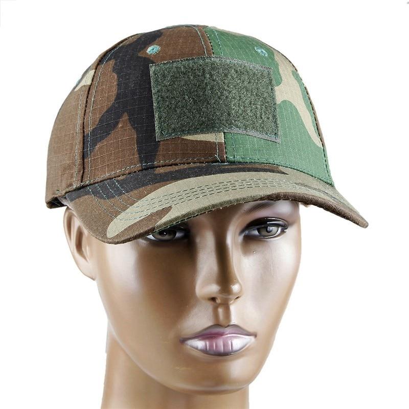 Tactical Baseball Cap(Woodland)5