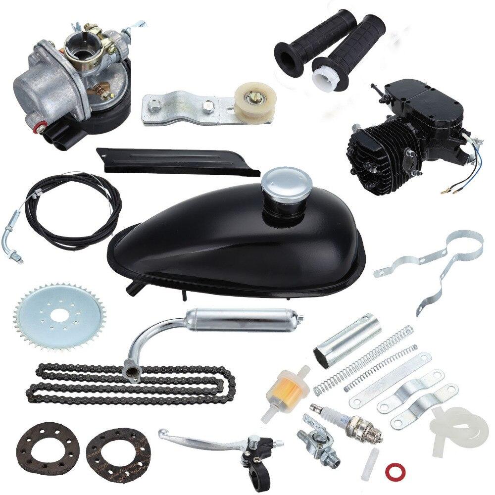 Shipping From De Black 80cc 2 Stroke 26 28 Gas Muffler Motor Led Candle Lightshenzhen Module Circuit Buy Bicycle Motorized Bike Engine Kit
