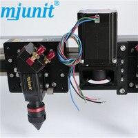 Mjunit 1300x2000 мм путешествия Лазерная скользящая платформа Линейные модули движения для 3d принтера резки машины