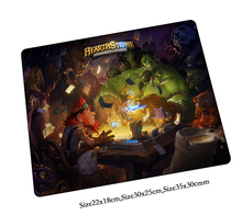 Hearthstone mouse pad Customized gaming mousepad gamer mouse mat pad game computer Personality padmouse laptop large play mats