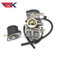 30mm carburetor TK W/ Intake Manifold JIANSHE LONCIN BASHAN 250cc ATV QUAD ATV250 JS250 carb