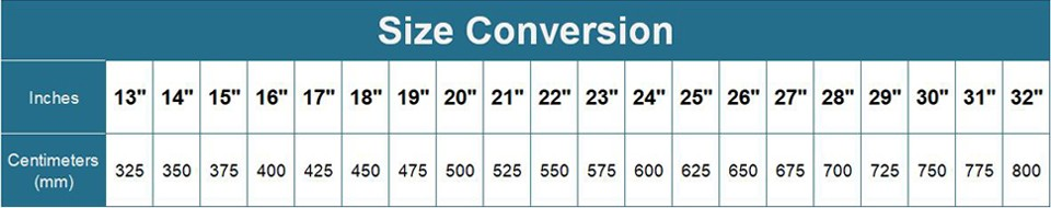 Size Conversion