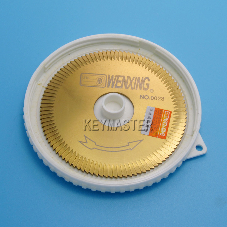Вэньсин 80 мм x 22 мм x 1.4 мм ключ фрезы лезвия режущие детали станков