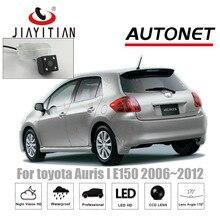 цены JIAYITIAN rear view camera for Toyota Auris 1 E150 2006~2012 CCD/Night Vision Reverse Camera Parking camera license plate camera