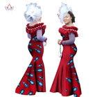 Autumn New Style Women Dress 2017 African Clothing Long Sleeve Dashiki Long Maxi Dresses for Women Plus Size 6XL WY2451