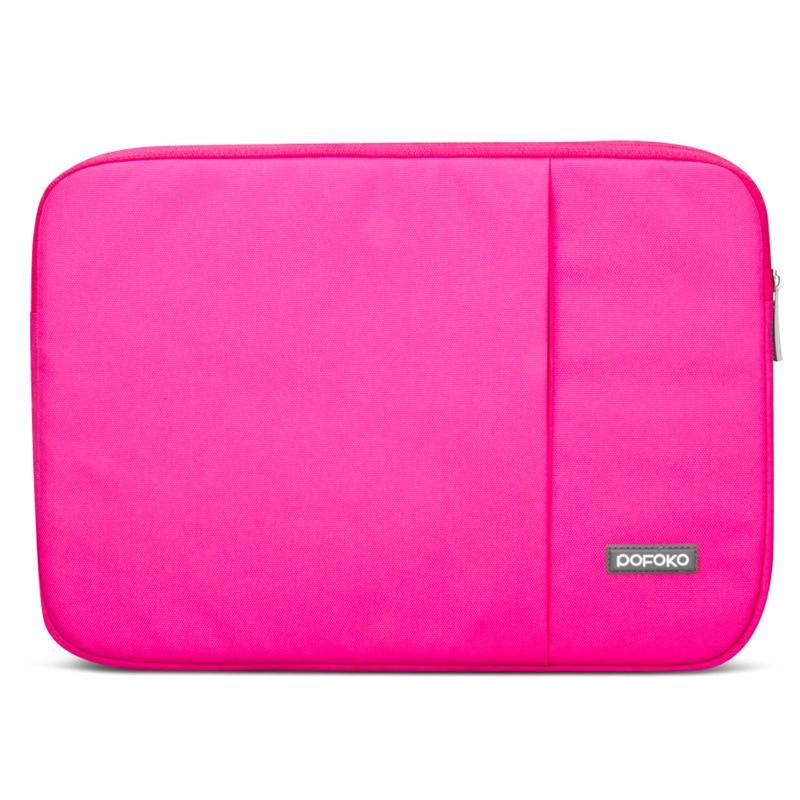 POFOKO Laptop ujjú táska Vízálló notebook táska tok Anti-sokk - Laptop kiegészítők - Fénykép 2