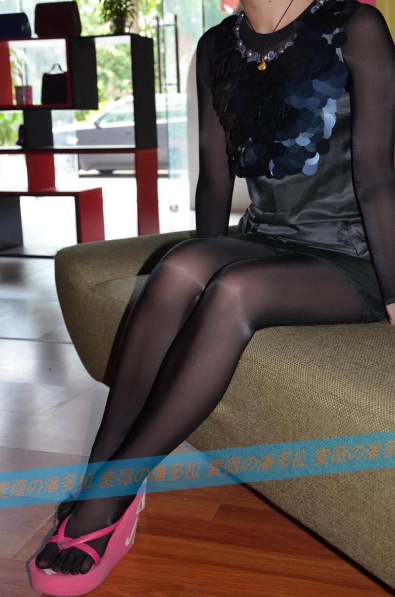 (MW8231) Mywayfashion luxe personnaliser Super Transparent brillant pure soie body pure Zentai costume Nylon fétiche zentai
