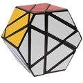 DianSheng MoDun Plastic Magic Cube Preto Venda Quente Twisty Cérebro Teaser Enigma Velocidade cubo magico Brinquedos para As Crianças