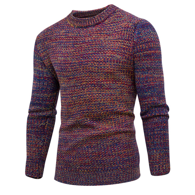 Men's Winter Cotton knitted Jersey