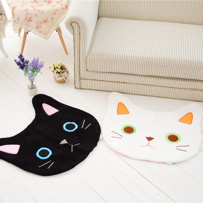 Lolita Plush Kitty 60cm Cute Soft Lop Cat Plush Carpet