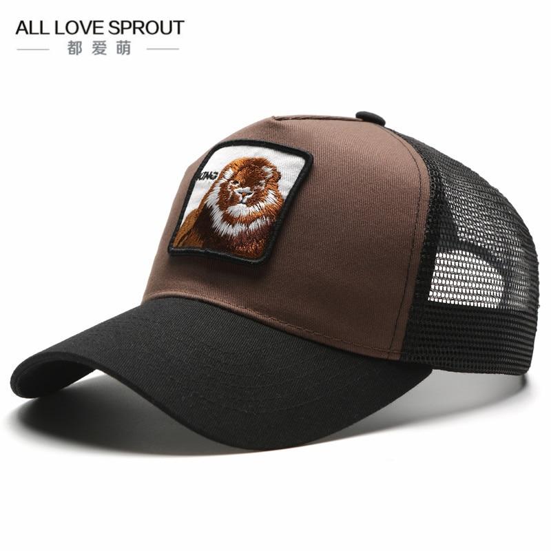 2019 snapback trucker mesh cap women baseball cap men women casquette  gorras planas King snapback caps hats for free ship d5e93728337