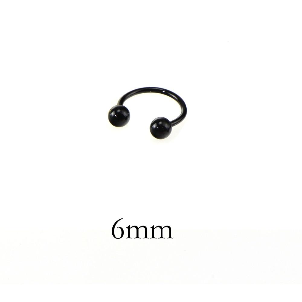 Black-6mm