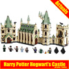 Lepin 16030 The Hogwarts Castle 1340pcs Creative Movies Building Block Bricks Compatible 4842 Educational Toy For