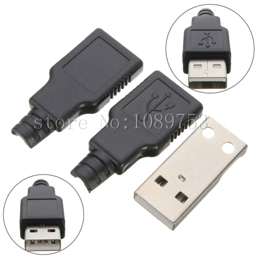 100x Type A Male USB...