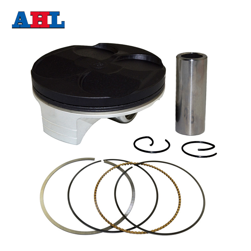 Motorcycle Engine parts STD Cylinder Bore Size 78mm piston & rings Kit For HONDA CRF250R 2004-2007 CRF250X 2004 2005 2006 - 2013Motorcycle Engine parts STD Cylinder Bore Size 78mm piston & rings Kit For HONDA CRF250R 2004-2007 CRF250X 2004 2005 2006 - 2013