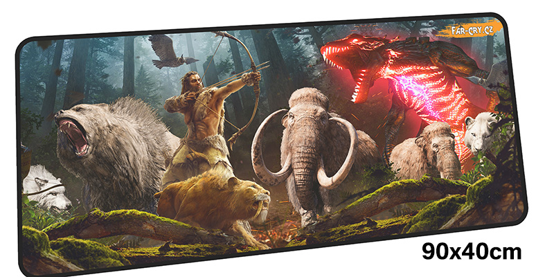 far cry mousepad gamer 900x400X3MM gaming mouse pad large Gorgeous notebook pc accessories laptop padmouse ergonomic mat