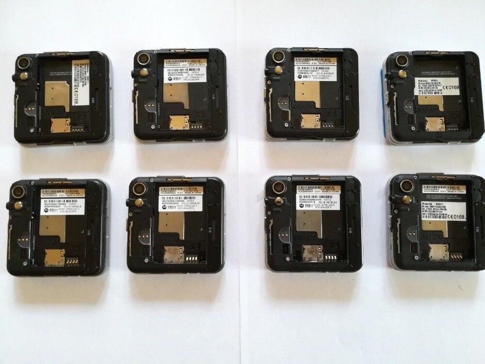 MB511 original Entsperrt Drehbare Motorola MB511 Android OS GPS WIFI 2,8 3.0MP GSM Handy Freies verschiffen - 3