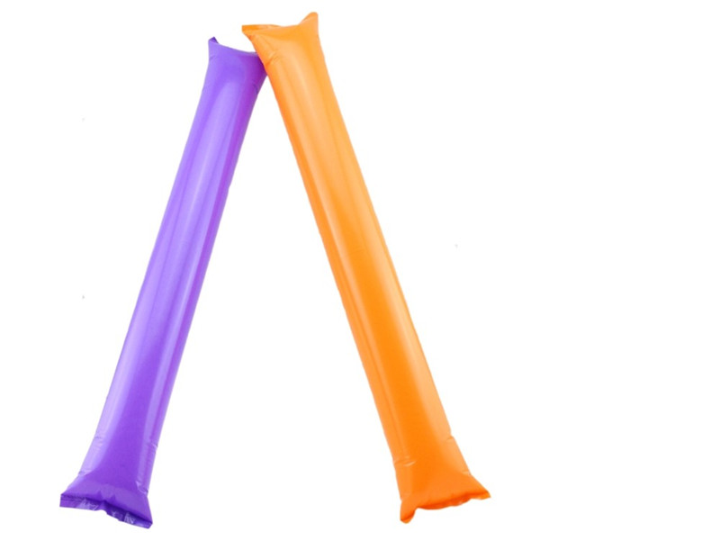 300pcs Long inflatable ballon candy refueling sticks long balloon cheering party supplies celebration plastic ballon