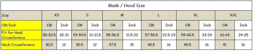 Latex Rubber Hood with Gag NOSE TUBE MESH EYES TRANSPARENT BLACK &BLACK bdsm sex bdsm bondage  bdsm mask  sex game-in Adult Games from Beauty & Health    2