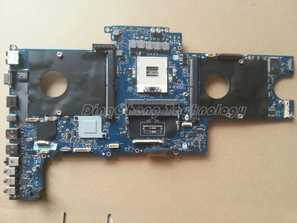 laptop Motherboard for dell Alienware M18X R1 0C9XMR CN-C9XMR LA-6571P for intel i7 cpu with non-integrated graphics card