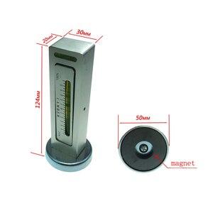 Image 4 - Auto Vier Rad Ausrichtung Magnetisch Ebene Füllstandsanzeiger Sturz Einstellung Aid Werkzeug Magnet Positioning Tool