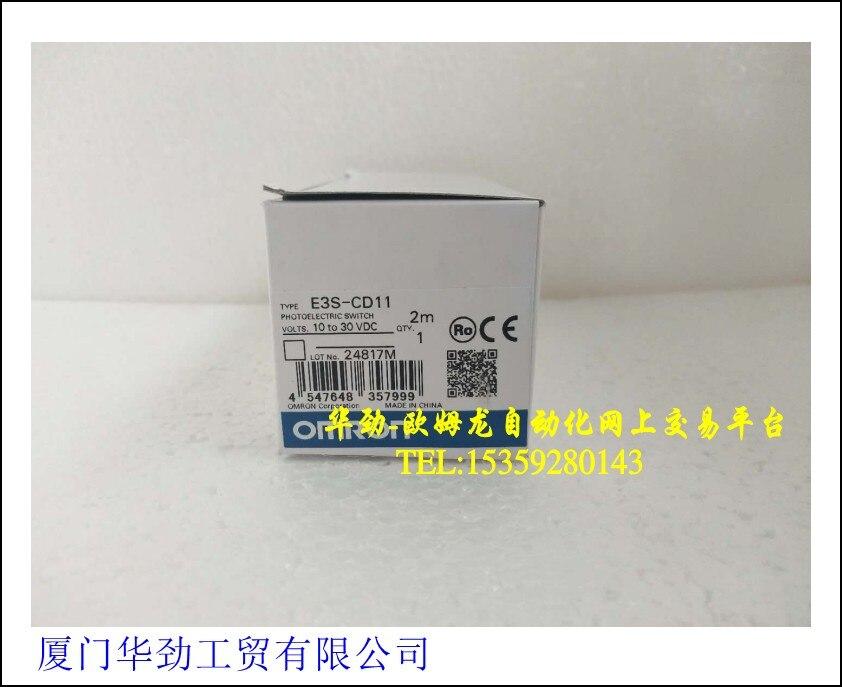 E3S-CD11 (Shanghai)   Photoelectric Switch Original Genuine Brand New
