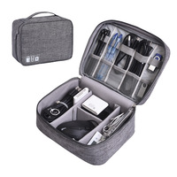 Creative Packing Organizers for Digital Accessories Travelling bag with multi function and compartment Waterproof Fabric