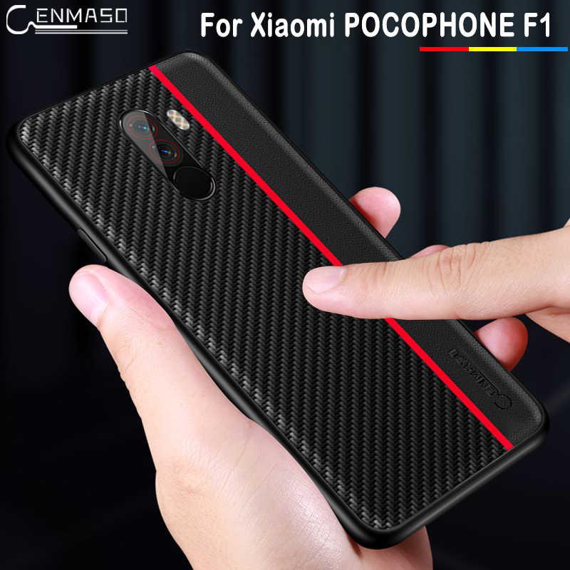 עבור Pocophone F1 Case כריכה האחורית עבור Pocophone F1 קאפה לשיאו mi אדום mi הערה 7 6A 7A 6 5 K20 פרו mi 8 לייט 9 9T SE מקרה