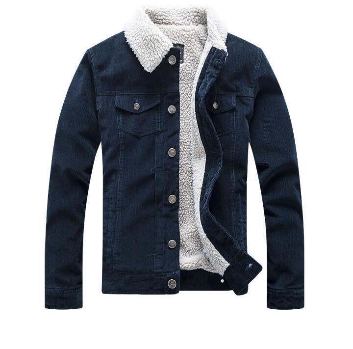 Popular Corduroy Jean Jacket-Buy Cheap Corduroy Jean Jacket lots ...