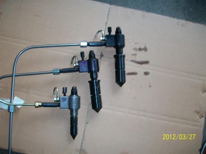 diesel injector standard injector used on diesel pump test bench spare part-low inertia injector, diesel ISO standard injectors