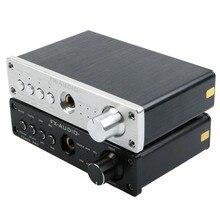 FX-AUDIO FX-98S نسخة مطورة من معالج صوت يو أس بي PR0 فك DAC PCM2704 MAX9722 قبل أمبير JRC NJW1144 مضخم الصوت