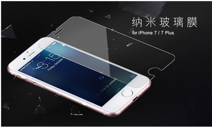 bilder für 100 stücke 0,3mm für iphone 4 s 5 s se 6 7 6 s plus ausgeglichenes schutzfolie touchscreen schutz