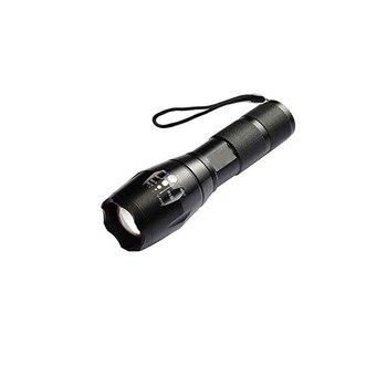Ultrafire E17 XM-L T6 5000LM фонарик с otlight лампы Водонепроницаемый масштабируемой светодиодный фонарик факел Лампа для 18650 Перезаряжаемые >> UltraFire Official Store