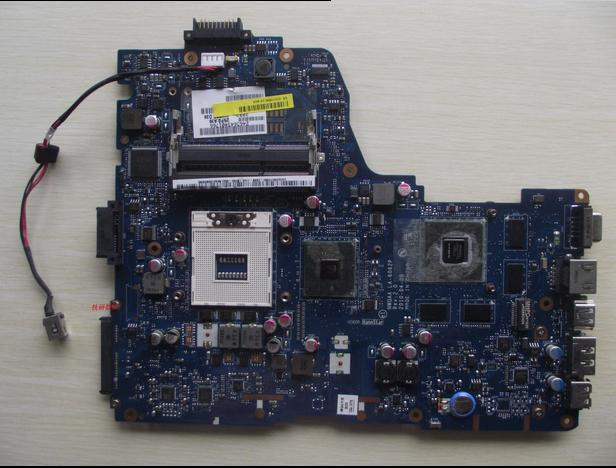LA-6062P K000109880 A660 A665 motherboard tested by system